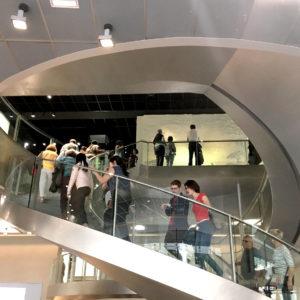 Venez visiter le musée en groupe