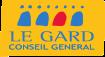 logo du conseil général du Gard