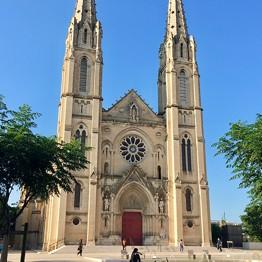 L'église Saint-Baudile