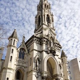 L'église Sainte-Perpétue et Sainte-Félicité de Nîmes