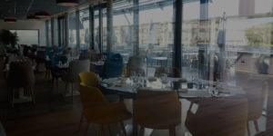 intérieur du restaurant La Table du 2