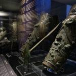 plaques d'armure de gladiateur