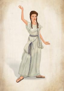 Illustration Licinia - livret enfant