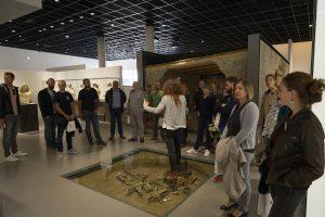 Visite guidée au Musée archéologique, Musée de la Romanité