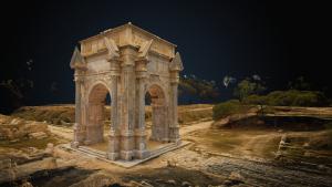 Batir un empire - Musée de la Romanité Nîmes