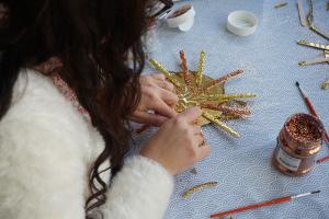Atelier enfants musee de la romanité