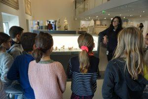 Visite guidée / visite atelier enfant - Musée de la Romanité - Nîmes