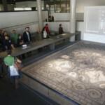 Mosaique de Penthée