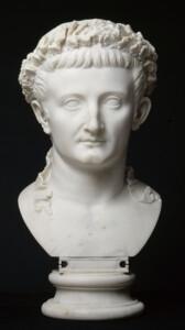 L'empereur Tibère - Exposition temporaire : L'empereur romain, un mortel parmi les dieux - Musée de la Romanit - Nîmes