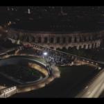 Vue du ciel - Musée de la Romanité