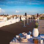 Le rooftop - Espace privatisable - Musée de la Romanité