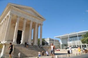 Maison Carrée - Monument Romain - Nîmes