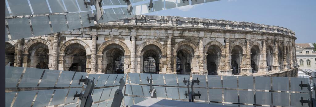 Pass visite gallo romain nîmes