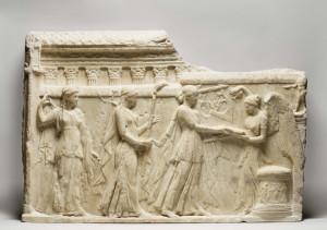 Relief - Musée de la ROmanité