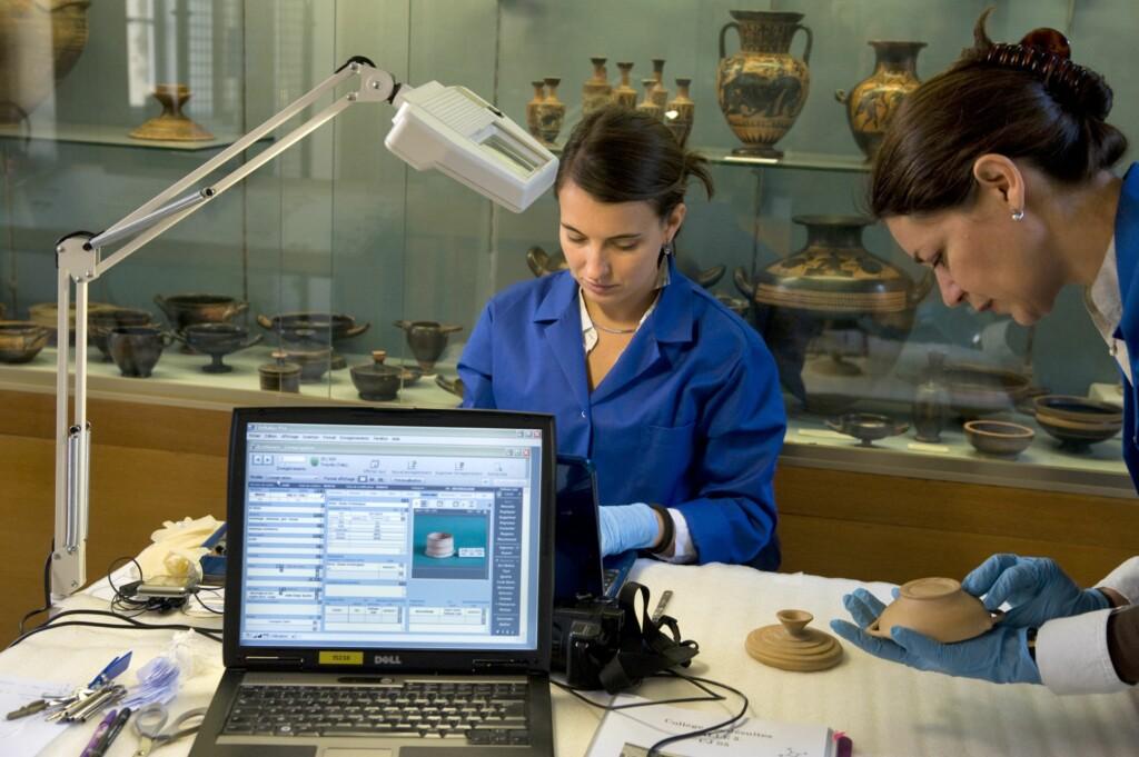 etat sanitaire - conservation scientifique du Musée de la Romanité à Nîmes
