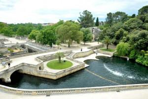 Jardin de la Fontaine - Nîmes